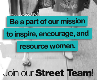 Join The You Are Project's Street Team!