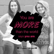 You are MORE than the world says you are.