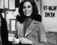Mary Tyler Moore. Photo credit: Public Domain Images